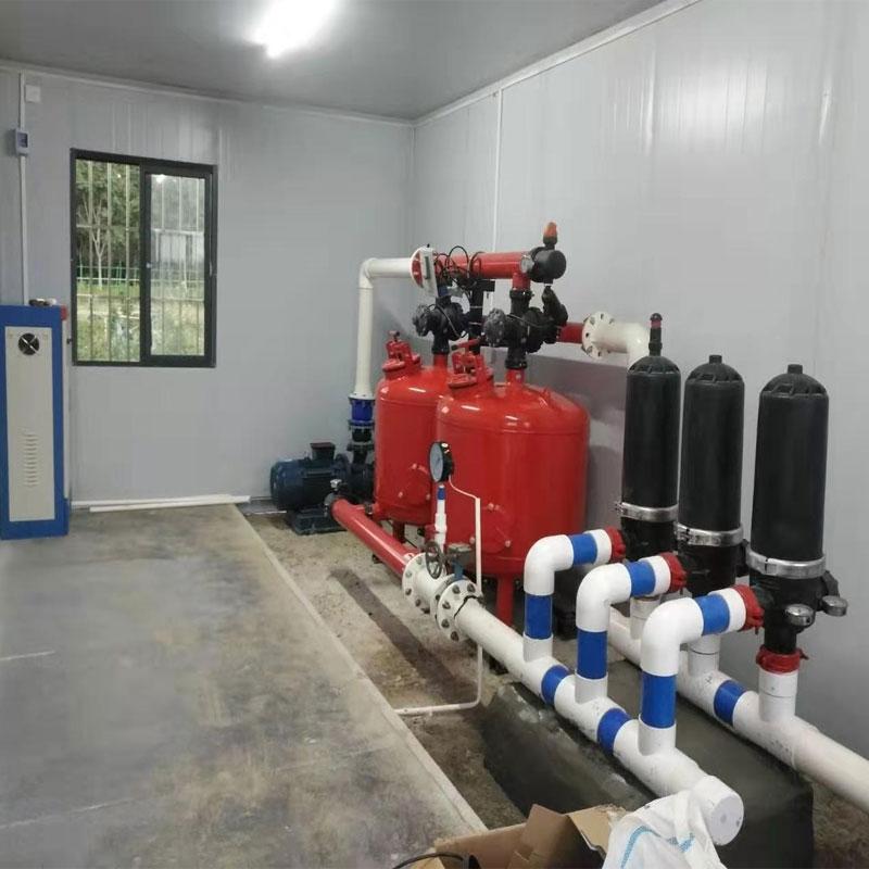 海南农业灌溉的发展历程