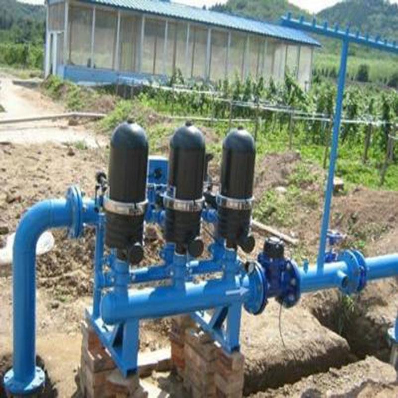 海南园林灌溉(叠片过滤器)