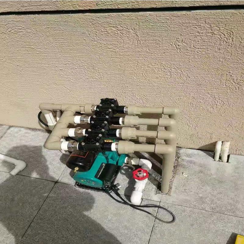 海南园林灌溉设计安装