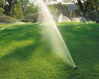 草坪喷灌工程
